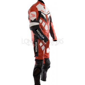VFR Classic Honda Motorcycle Leather Race Suit